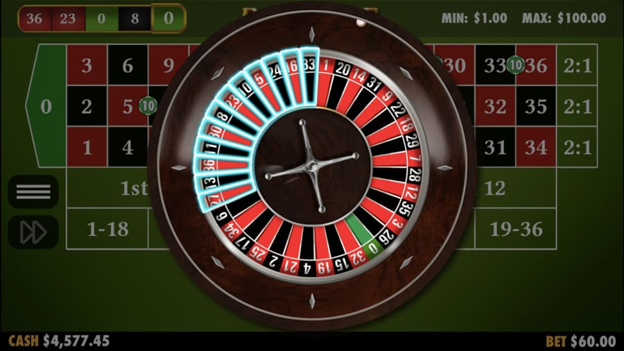 Roulette casino payouts