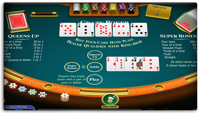 Easy Steps To Play Poker Games Online