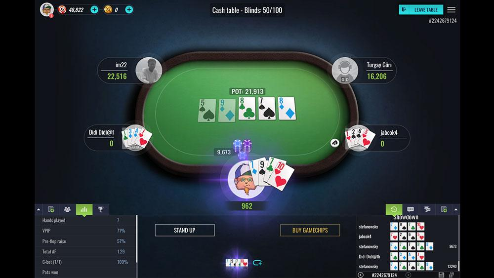 Online Poker Playing Styles