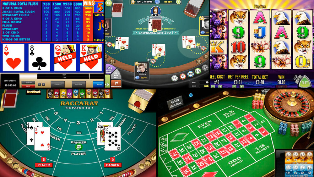 Advantages Of Web Casino Conveniences